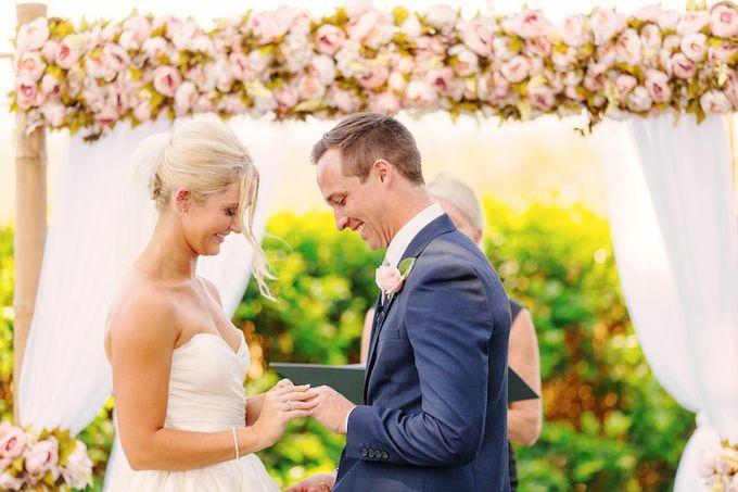 Floral Wedding by Gold Coast Wedding Hire - 008