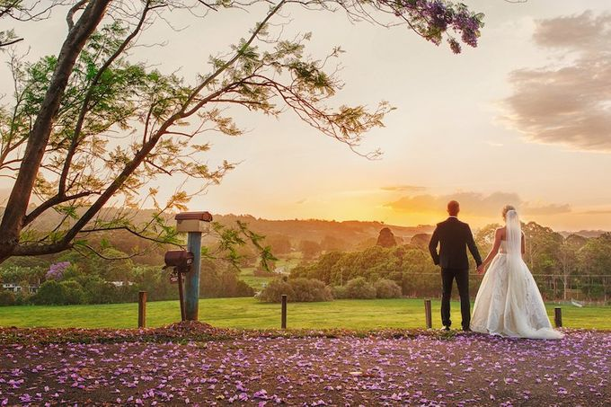 Stunning Byron Bay Wedding With A View by Gold Coast Wedding Hire - 010