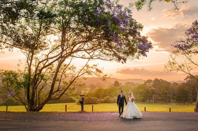 Floral Wedding by Gold Coast Wedding Hire - 012