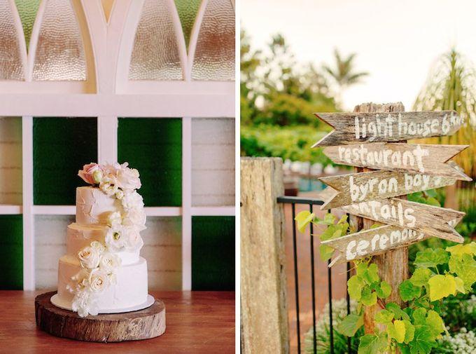 Floral Wedding by Gold Coast Wedding Hire - 004