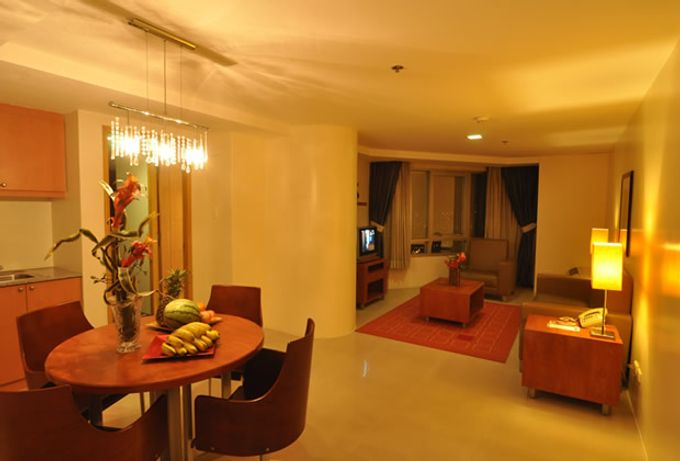 Room Amenities Features & fixtures by GREENHILLS ELAN HOTEL MODERN - 006