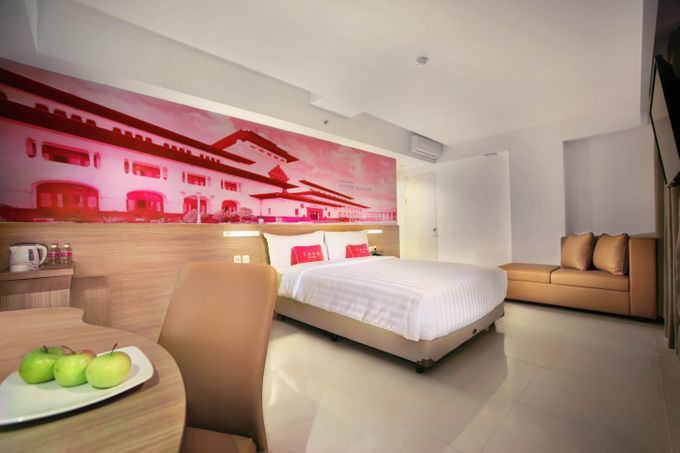favhotel Hyper Square room type by Fave Hotel Hypersquare - 011