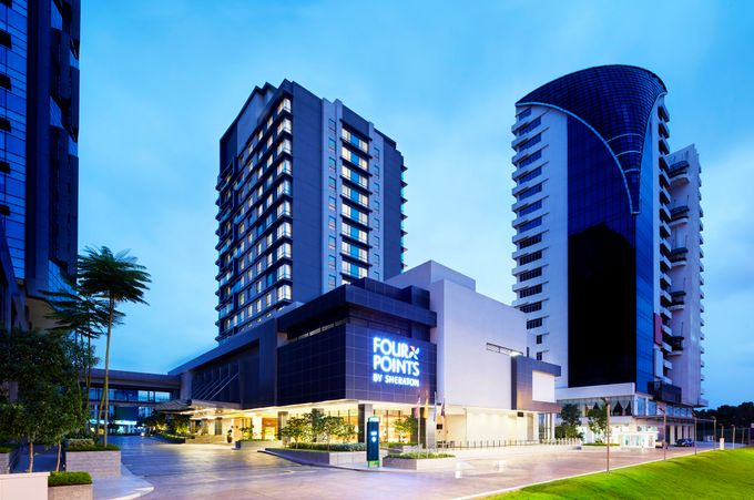 Official venue photograph by Four Points by Sheraton Puchong - 001