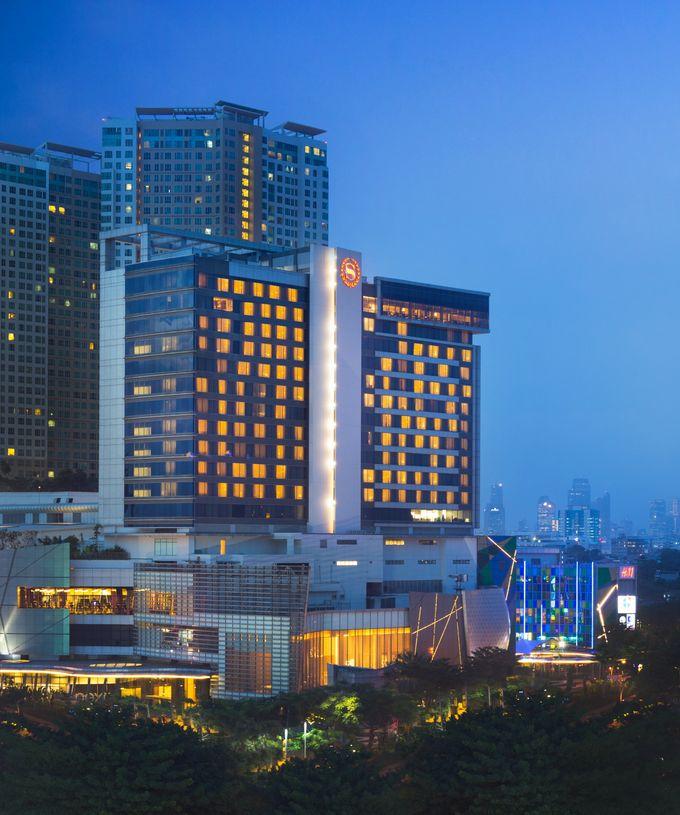 Sheraton Jakarta Gandaria City Hotel by Sheraton Grand Jakarta Gandaria City Hotel - 003