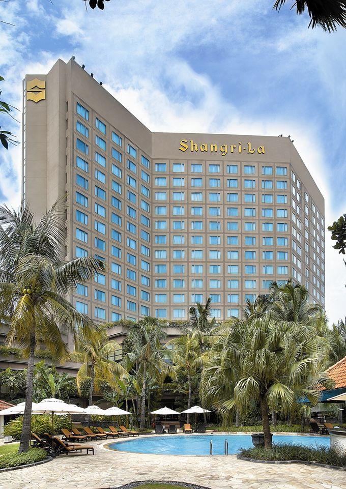 Hotel Facilities by Shangri-La Hotel, Surabaya - 002