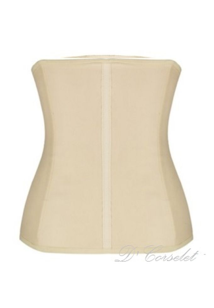 Latex Waist Trainer by D' Corselet Singapore - 002