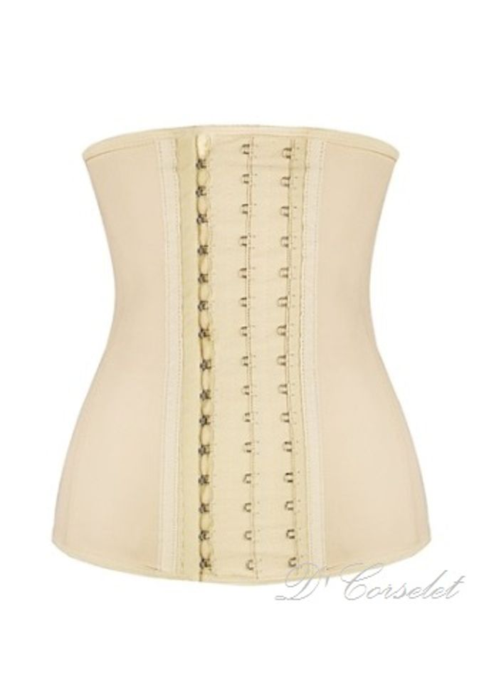 Latex Waist Trainer by D' Corselet Singapore - 001