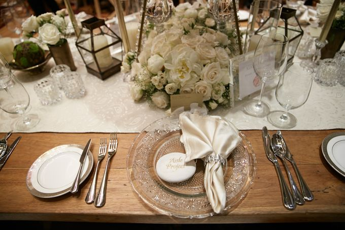 Luxury Meet Rustic by Aisle Project - 003
