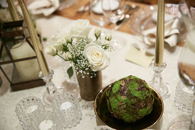 Luxury Meet Rustic by Aisle Project - 004