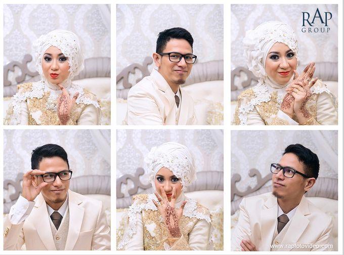 ANDRI dan DILA Kota Padang Panjang by RAP Wedding - 006