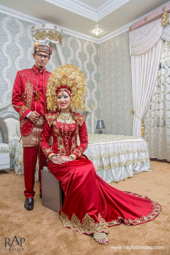 ANDRI dan DILA Kota Padang Panjang by RAP Wedding - 007