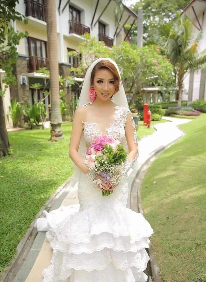 The Wedding of Selvie & Hadi by BLAZE EVENT ORGANIZER - 004