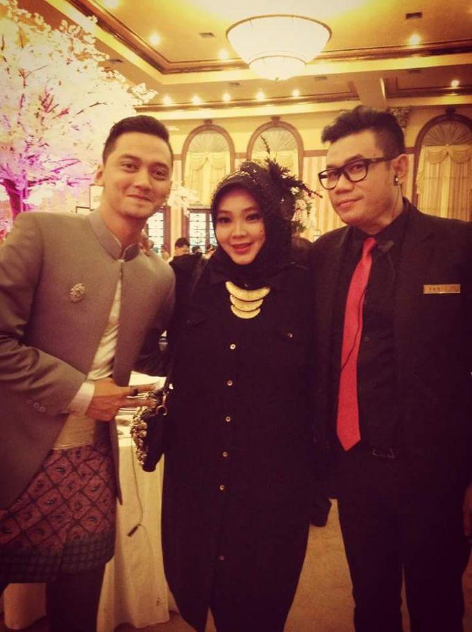 MC Wedding Reception by Chanzy Fauzi MC - 001
