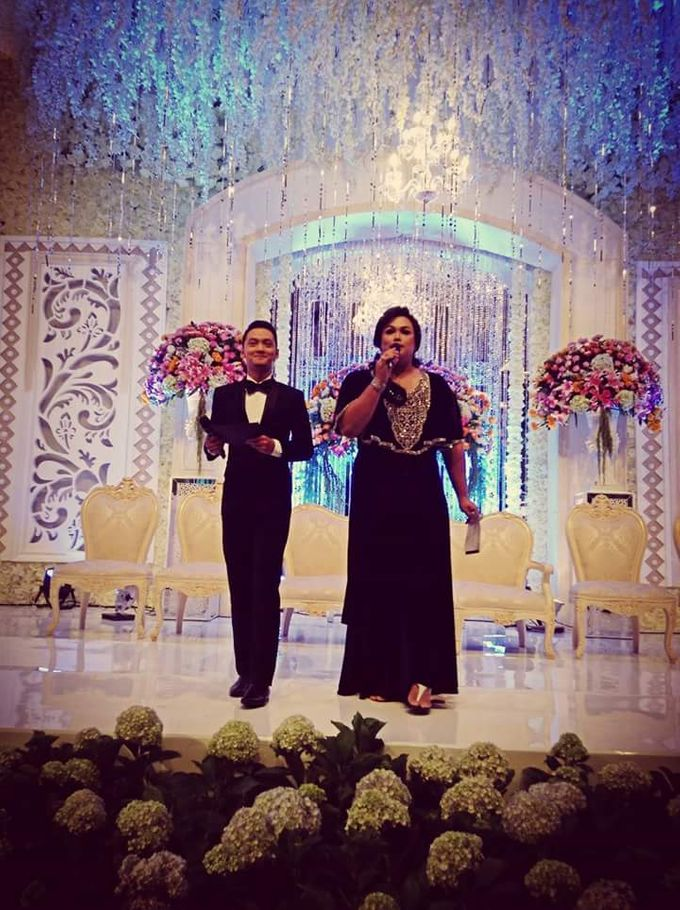 MC Wedding Reception by Chanzy Fauzi MC - 002