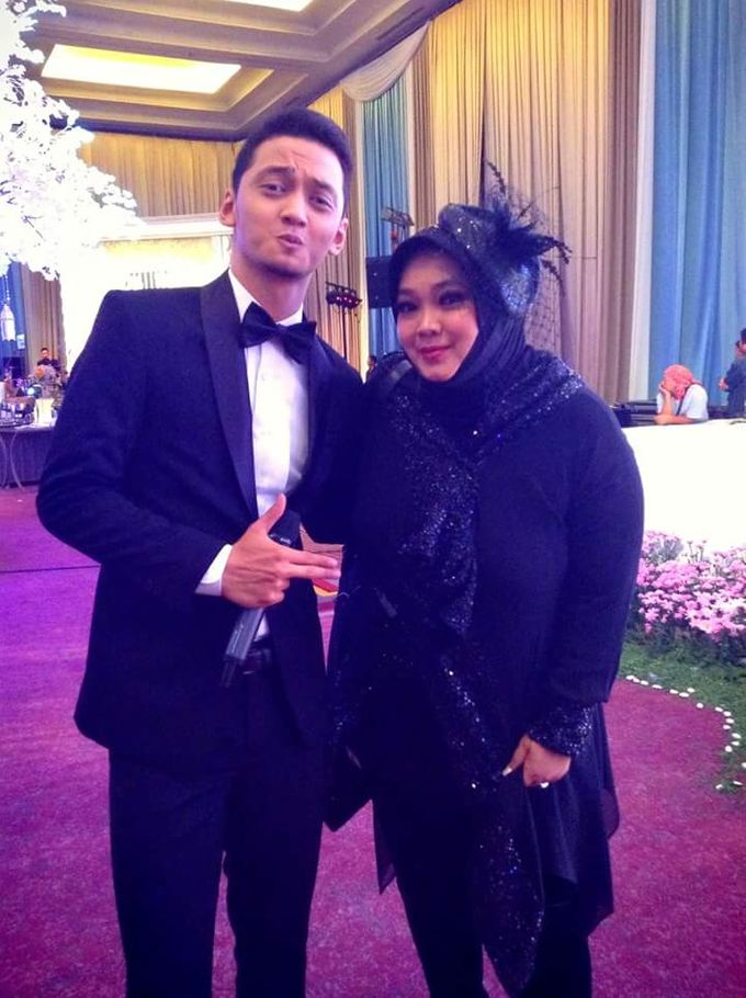 MC Wedding Reception by Chanzy Fauzi MC - 003