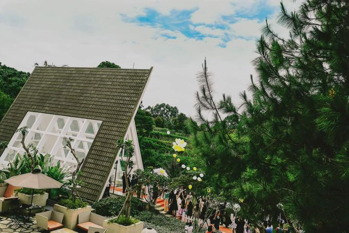 Holy Matrimony of Amory and Ria at Green Forest Resort Bandung by Sparkling Organizer - 001