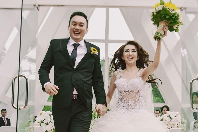 Holy Matrimony of Amory and Ria at Green Forest Resort Bandung by Sparkling Organizer - 002