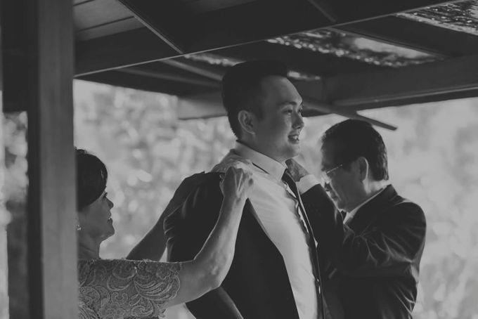 Holy Matrimony of Amory and Ria at Green Forest Resort Bandung by Sparkling Organizer - 011