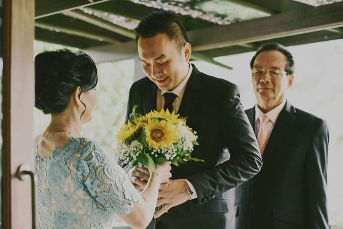 Holy Matrimony of Amory and Ria at Green Forest Resort Bandung by Sparkling Organizer - 012