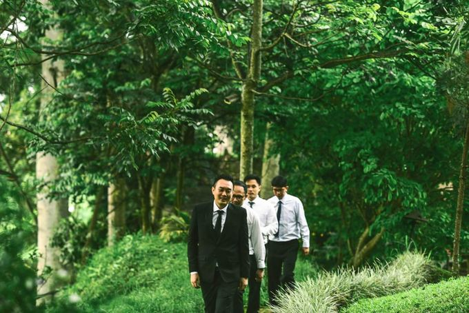 Holy Matrimony of Amory and Ria at Green Forest Resort Bandung by Sparkling Organizer - 013