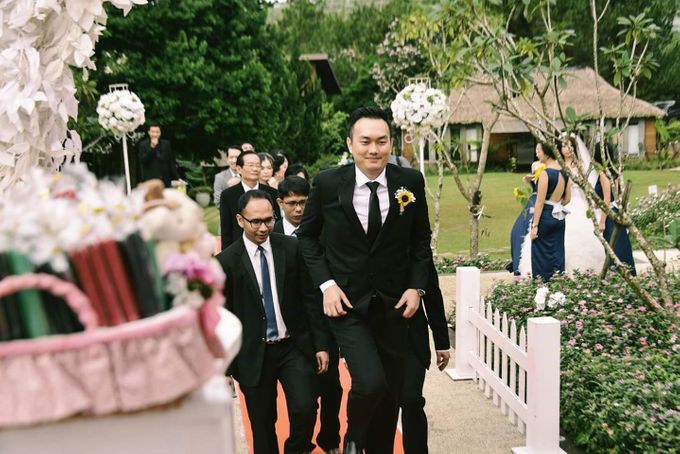 Holy Matrimony of Amory and Ria at Green Forest Resort Bandung by Sparkling Organizer - 017