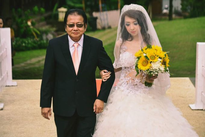 Holy Matrimony of Amory and Ria at Green Forest Resort Bandung by Sparkling Organizer - 020