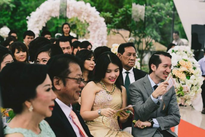 Holy Matrimony of Amory and Ria at Green Forest Resort Bandung by Sparkling Organizer - 022