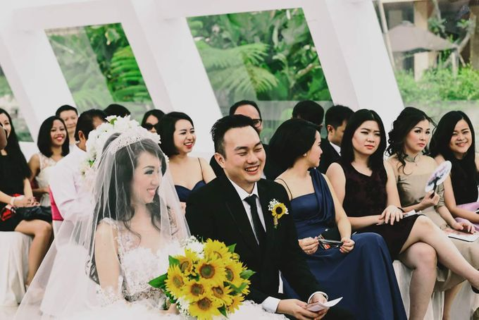 Holy Matrimony of Amory and Ria at Green Forest Resort Bandung by Sparkling Organizer - 023