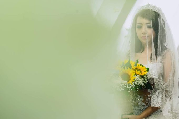 Holy Matrimony of Amory and Ria at Green Forest Resort Bandung by Sparkling Organizer - 025