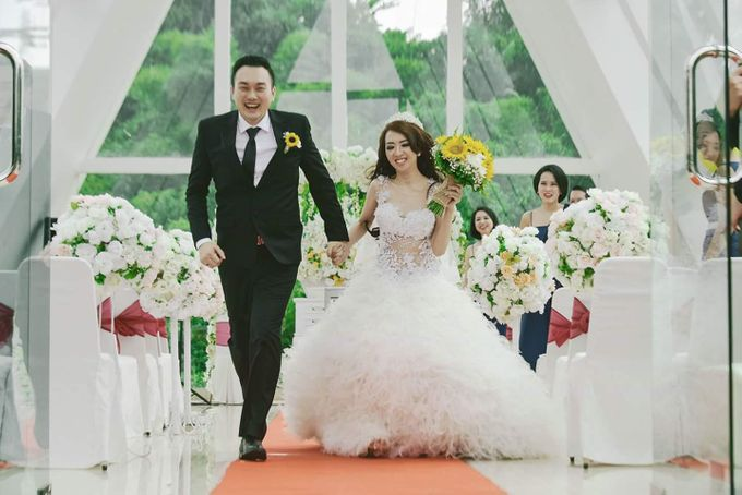 Holy Matrimony of Amory and Ria at Green Forest Resort Bandung by Sparkling Organizer - 029