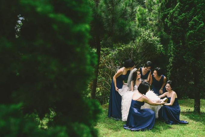 Holy Matrimony of Amory and Ria at Green Forest Resort Bandung by Sparkling Organizer - 031