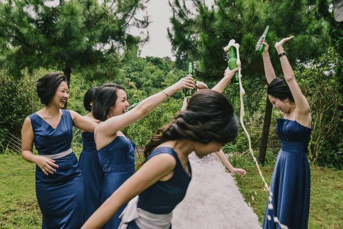 Holy Matrimony of Amory and Ria at Green Forest Resort Bandung by Sparkling Organizer - 033