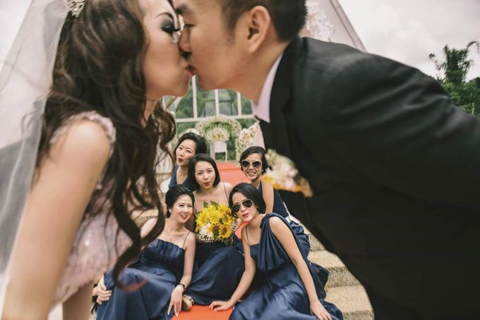 Holy Matrimony of Amory and Ria at Green Forest Resort Bandung by Sparkling Organizer - 034