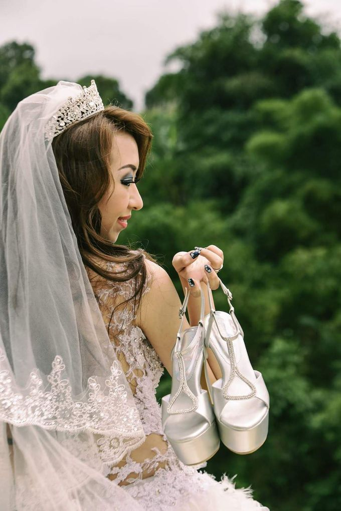 Holy Matrimony of Amory and Ria at Green Forest Resort Bandung by Sparkling Organizer - 037