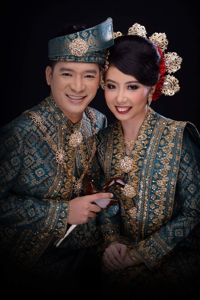 Wedding Album of Jhon Tolentino  & Nur Baizura by Invogue Photo Studio - 001