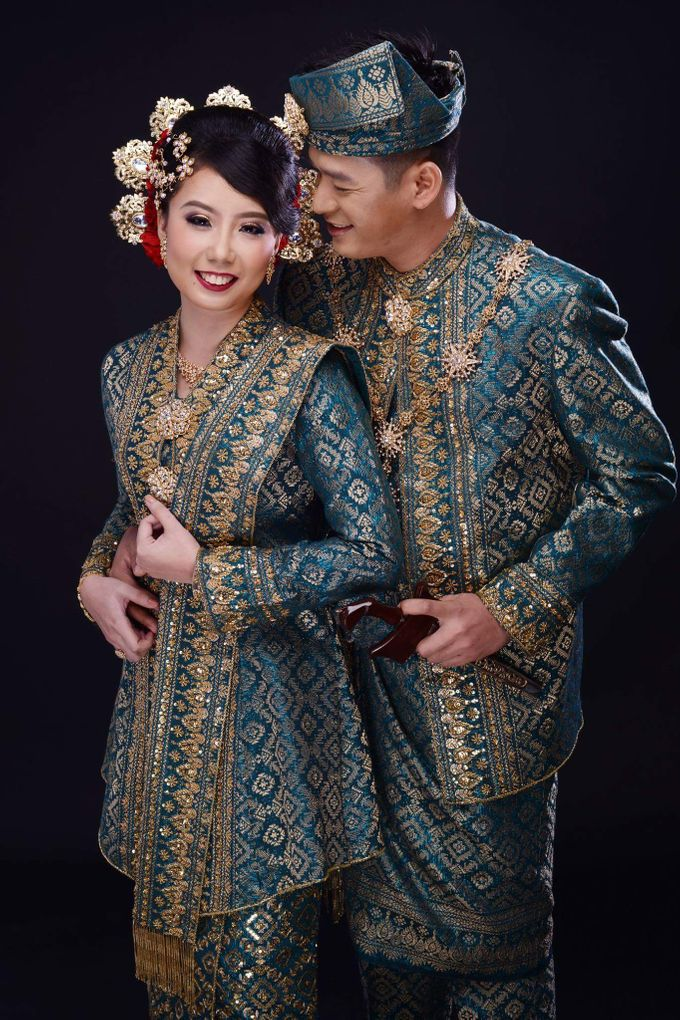 Wedding Album of Jhon Tolentino  & Nur Baizura by Invogue Photo Studio - 002