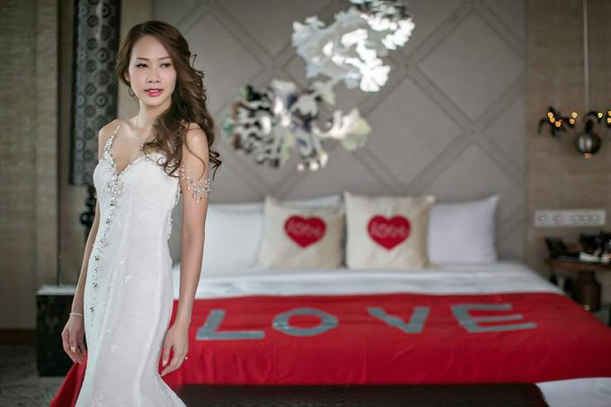 Celebrating Rong Shan and Serene Wedding by Acapella Photography - 007