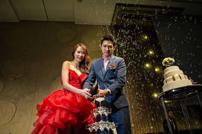Celebrating Rong Shan and Serene Wedding by Acapella Photography - 009
