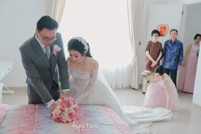 Wedding of Bagus & Caroline by de_Puzzle Event Management - 009