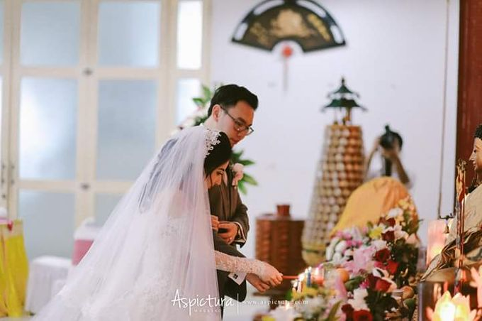 Wedding of Bagus & Caroline by de_Puzzle Event Management - 011