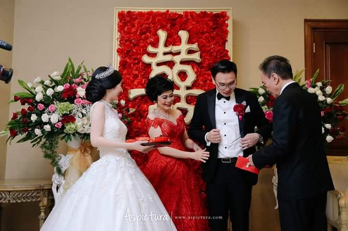 Wedding of Bagus & Caroline by de_Puzzle Event Management - 016
