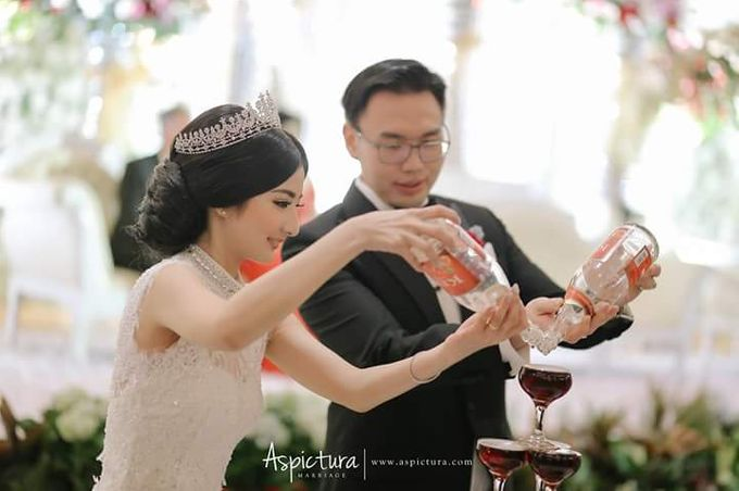 Wedding of Bagus & Caroline by de_Puzzle Event Management - 019
