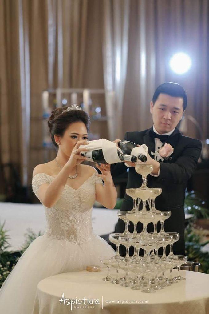 Wedding of Michael & Dian by de_Puzzle Event Management - 016