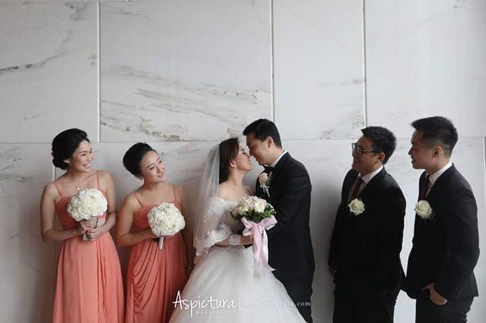 Wedding of Michael & Dian by de_Puzzle Event Management - 011
