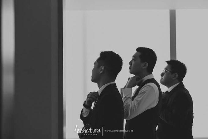 Wedding of Michael & Dian by de_Puzzle Event Management - 004