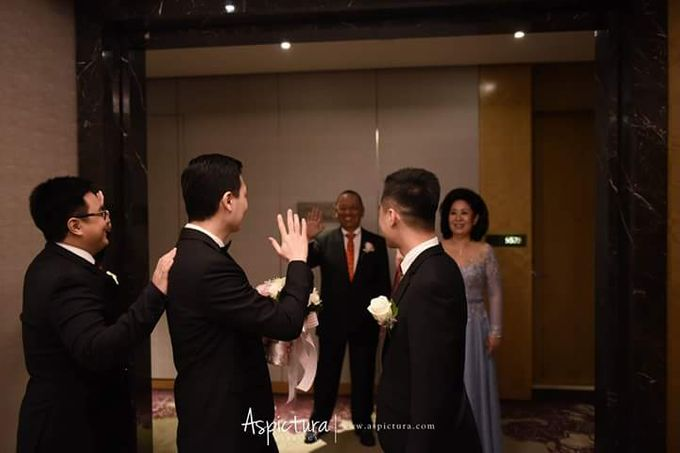 Wedding of Michael & Dian by de_Puzzle Event Management - 007