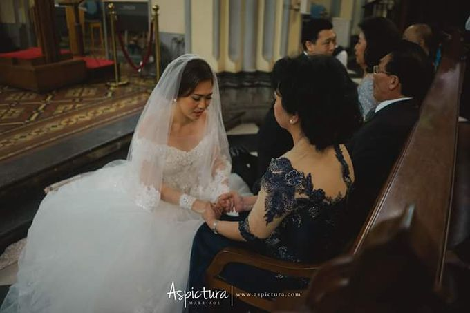 Wedding of Michael & Dian by de_Puzzle Event Management - 009
