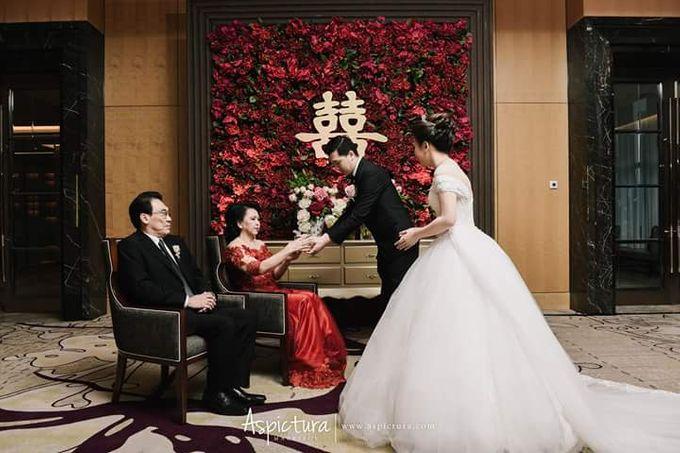Wedding of Michael & Dian by de_Puzzle Event Management - 013