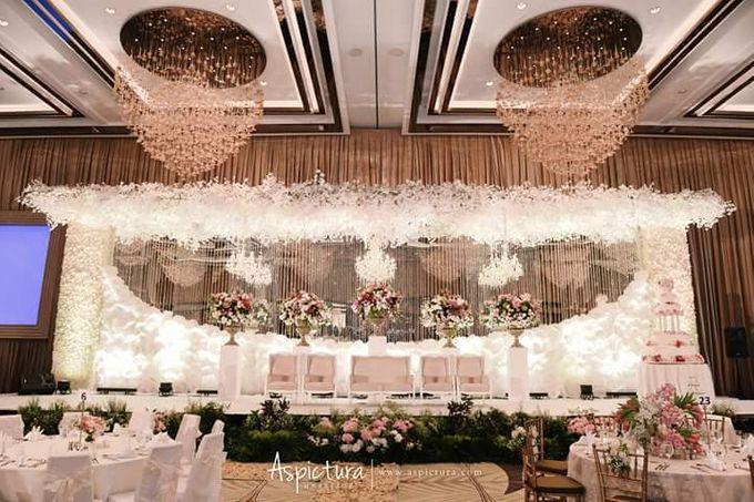 Wedding of Michael & Dian by de_Puzzle Event Management - 015