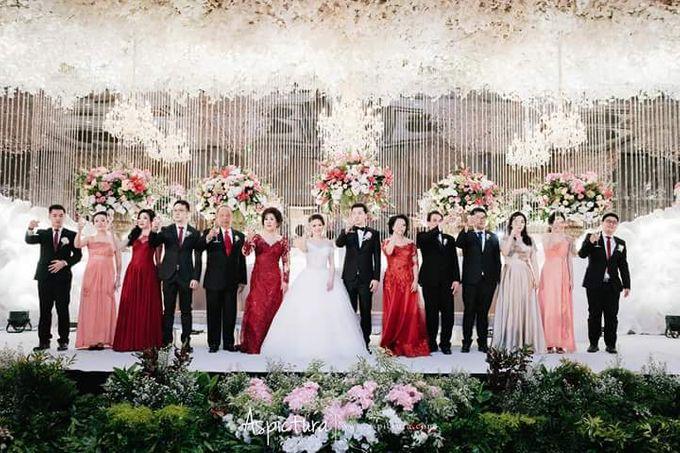 Wedding of Michael & Dian by de_Puzzle Event Management - 018